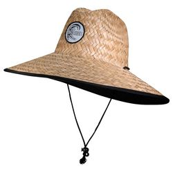 O'Neill Mens Sonoma Straw Lifeguard Hat