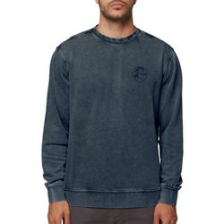 O'Neill Mens Oceans Crew Neck Long Sleeve T-Shirt