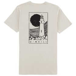 O'Neill Mens Lighthouse Short Sleeve T-Shirt