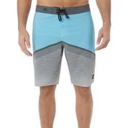 O'Neill Mens Cooper Chevron Colorblock Boardshorts