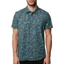 O'Neill Mens McKenna Short Sleeve Shirt