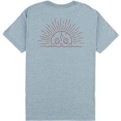 O'Neill Mens Skull Sunset Short Sleeve T-Shirt