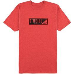 O'Neill Mens Wedge Short Sleeve T-Shirt