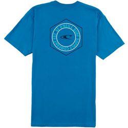 O'Neill Mens The Hills Pocket Short Sleeve T-Shirt