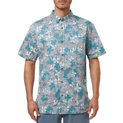 O'Neill Mens Mahalo Button Up Shirt