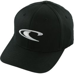 O'Neill Mens Black Clean And Mean Hat