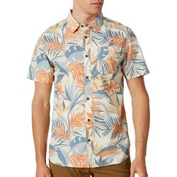 O'Neill Mens Sessions Button Up Shirt