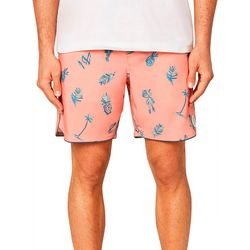 O'Neill Mens White Out Volley Shorts
