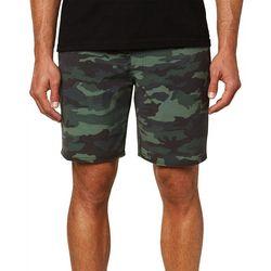 O'Neill Mens Tropic Garden Hybrid Shorts