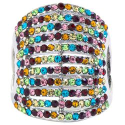 Ocean Treasures Dotted Chunky Ring