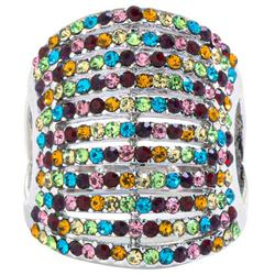 Dotted Chunky Ring