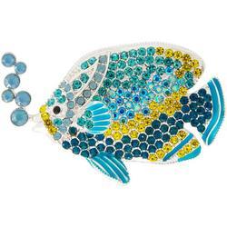 Fish Rhinestone Pin