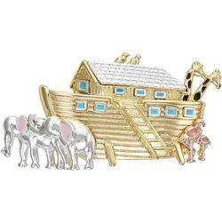 Napier Noah's Ark Pin