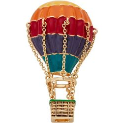 Napier Boxed Multi Hot Air Balloon Pin