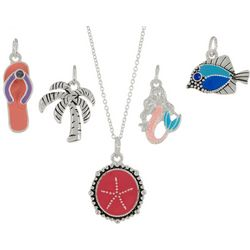 5-pc. Life By The Sea Necklace