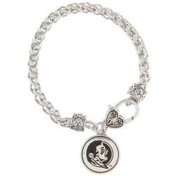Florida State By FROM THE HEART Chain Link Bracelet