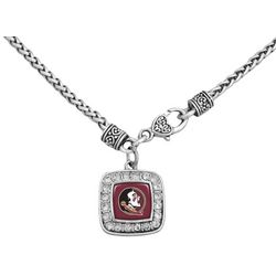 Florida State Charm Pendant Necklace By FROM THE HEART
