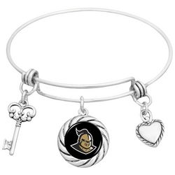 UCF Knights Multi Charm Bangle Bracelet By FROM THE HEART