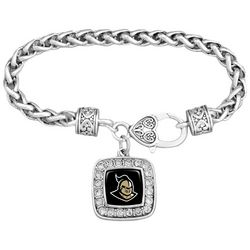 UCF Knights Charm Bracelet By FROM THE HEART