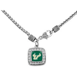 USF Bulls Team Pendant Necklace By FROM THE HEART