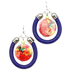 Leoma Lovegrove Love Thy Neighbor Hoop Earrings