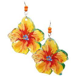Leoma Lovegrove Pick Of The Day Flower Earrings