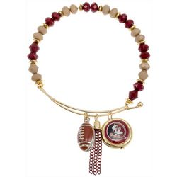 Florida State Team Bangle Bracelet By Accessory Plays