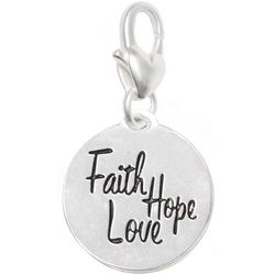 Amanda Blu 1 Cor. 13:13 Faith Hope Love