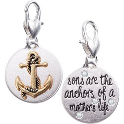 Amanda Blu Sons Are The Anchors Charm