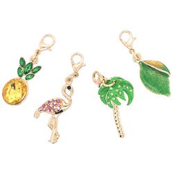 Jewelry Made By Me 4-pc. Beach Life Charm Set