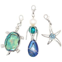 Jewelry Made By Me 3-pc. Ocean Charm Set