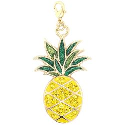 Jewelry Made By Me Pineapple Charm Pendant