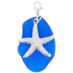 Jewelry Made By Me Starfish & Sea Glass Pendant