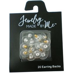 Jewelry Made By Me 20-pc. Clutch Disc Earring Backs