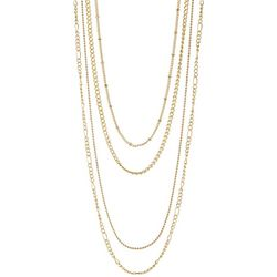 Jewelry Made By Me 4-pc. Gold Tone Chain Necklace Set