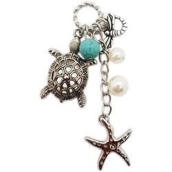 Jewelry Made By Me Sea Life Charm Pendant