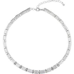 Napier Rhondell Textured Collar Necklace
