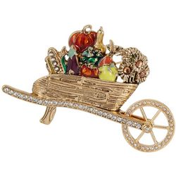 Napier Fall Harvest Wheelbarrow Pin