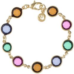 Gloria Vanderbilt Multi Channel Bead Bracelet