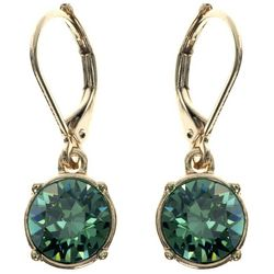Gloria Vanderbilt Swarovski Crystal Elements Earrings