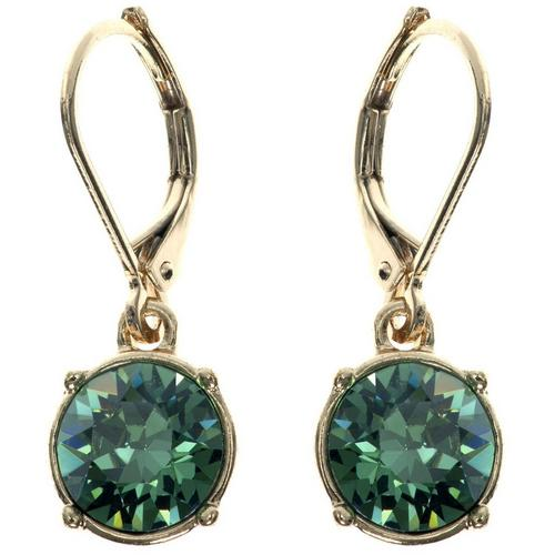Gloria Vanderbilt Swarovski Crystal Elements Earrings