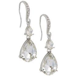 You're Invited Double Glass Teardrop Earrings