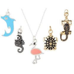 Bay Studio Multiples 5-pc. Coastal Necklace Set