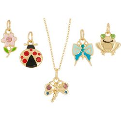 Bay Studio 5-pc. Spring Time Pendant Necklace Set