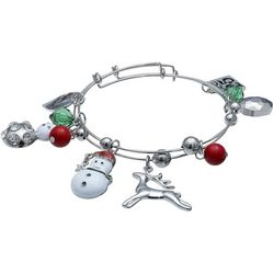 Brighten the Season 2-pc. Merry Christmas Bracelet Set