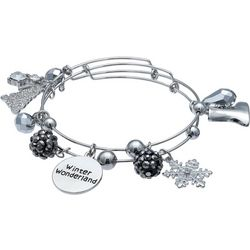 Brighten the Season 2-pc. Winter Wonderland Bracelet Set