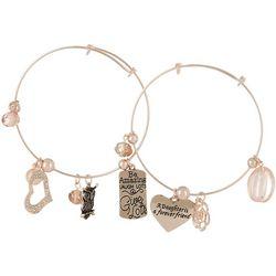 Jules B Daughter Forever Friend Bracelet Set