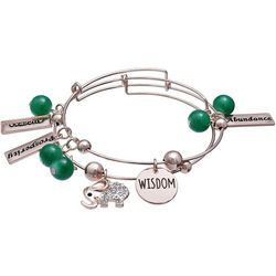 Jules B 2-pc. Prosperity Success Bangle Bracelet Set