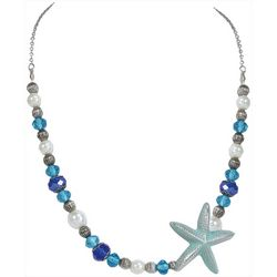 PIPER MADISON Starfish Beaded Necklace