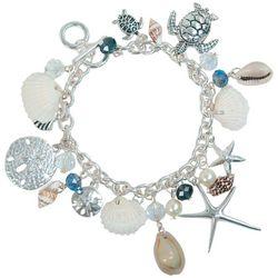 PIPER MADISON Sea Life Charm Toggle Bracelet